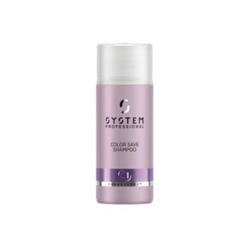 WELLA SYSTEM PROFESSIONAL COLOR SAVE MINI SHAMPOO 50 ml / 1.69 Fl.Oz