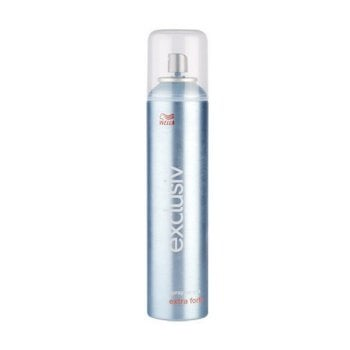 WELLA EXCLUSIV SPRAY NO GAS EXTRA FORTE 250 ml / 8.45 Fl.Oz