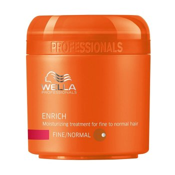 WELLA ENRICH MASK NORMAL - FINE HAIR 150 ml / 5.07 Fl.Oz