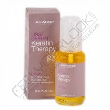 ALFAPARF LISSE KERATIN THE OIL 50 ml / 1.70 Fl.Oz