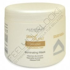 ALFAPARF DIAMOND ILLUMINATING MASK 500 ml / 16.90 Fl.Oz