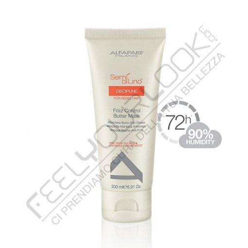 ALFAPARF DISCIPLINE FRIZZ CONTROL BUTTER MASK 200 ml / 6.76 Fl.Oz
