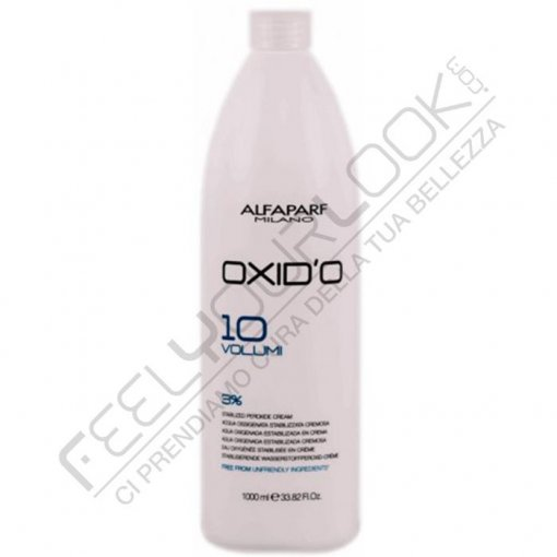 ALFAPARF OXIDO 10 VOL. (3%) 1000 ml / 33.81 Fl.Oz