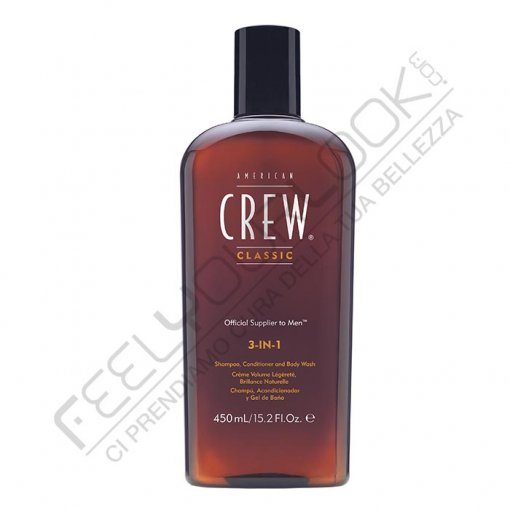 AMERICAN CREW 3 IN 1 450 ml / 15.21 Fl.Oz