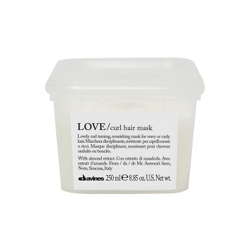 DAVINES ESSENTIAL HAIRCARE LOVE CURL MASK 250 ml / 8.85 Fl.Oz