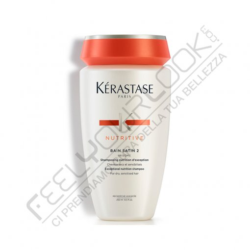 KERASTASE BAIN SATIN 2 250 ml / 8.45 Fl.Oz