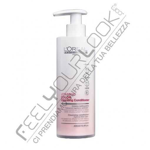 L'OREAL CLEANSING CONDITIONER VITAMINO COLOR 400 ml / 13.50 Fl.Oz