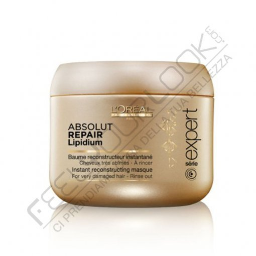 L'OREAL ABSOLUT REPAIR LIPIDIUM MASK 200 ml / 6.76 Fl.Oz