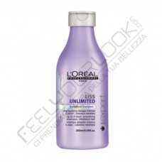 L'OREAL LISS UNLIMITED SHAMPOO 250 ml / 8.45 Fl.Oz