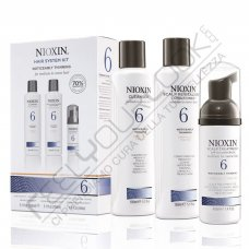NIOXIN KIT SISTEMA 6