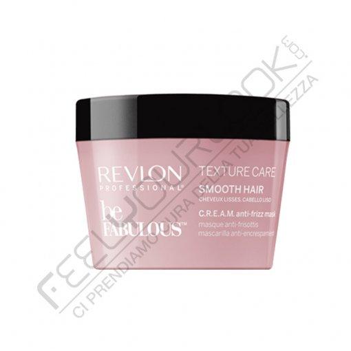 REVLON PROFESSIONAL BE FABULOUS ANTI FRIZZ CREAM MASK 200 ml / 6.76 Fl.Oz