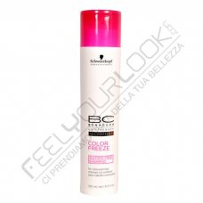 SCHWARZKOPF BONACURE COLOR FREEZE SULFATE FREE SHAMPOO 250 ml / 8.45 Fl.Oz