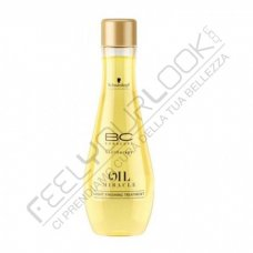 SCHWARZKOPF BONACURE OIL MIRACLE LIGHT FINISHING TREATMENT 100 ml / 3.38 Fl.Oz