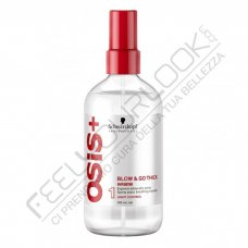 SCHWARZKOPF OSIS+ BLOW & GO THICK BLOW DRY SPRAY 200 ml / 6.76 Fl.Oz