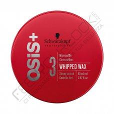 SCHWARZKOPF OSIS+ WHIPPED WAX 75 ml / 2.54 Fl.Oz