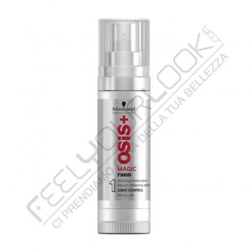 SCHWARZKOPF OSIS+ MAGIC ANTI-FRIZZ SHINE SERUM 50 ml / 1.69 Fl.Oz