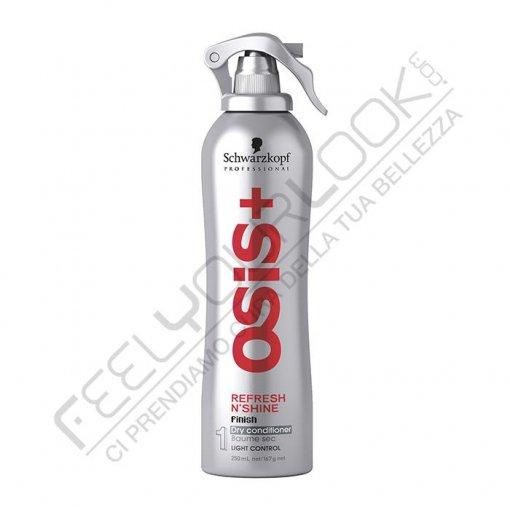 SCHWARZKOPF OSIS+ REFRESH N'SHINE 250 ml / 8.45 Fl.Oz