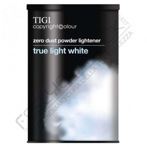 TIGI TRUE LIGHT WHITE 500 g / 17.5 Fl.Oz