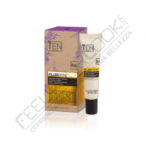 TEN FILLER DIVINE REPULP CONCENTRATE 15 ml / 0.528 Fl.Oz