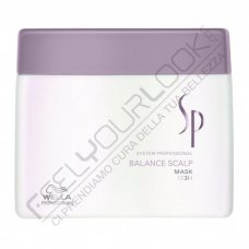 WELLA SP BALANCE SCALP MASK 400 ml / 13.52 Fl.Oz