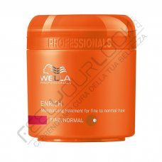 WELLA ENRICH MASK CAPELLI NORMALI-FINI 150 ml / 5.07 Fl.Oz