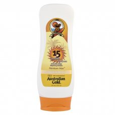 AUSTRALIAN GOLD SPF 15 LOTION SUNSCREEN 237 ml / 7.00 Fl.Oz