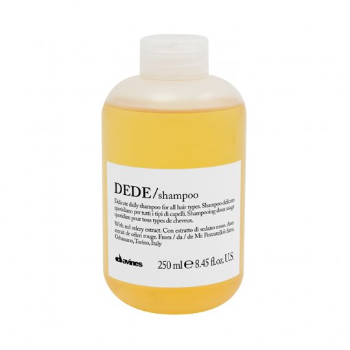DAVINES ESSENTIAL HAIRCARE DEDE SHAMPOO 250 ml / 8.45 Fl.Oz