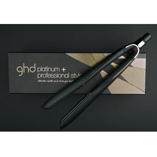 GHD PLATINUM + STYLER BLACK