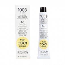 REVLON PROFESSIONAL NUTRI COLOR CREME 1003 - GOLDEN BLONDE 100 ml / 3.30 Fl.Oz