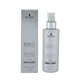 SCHWARZKOPF BC BONACURE SCALP GENESIS ROOT ACTIVATING SERUM 100 ml / 3.38 Fl.Oz