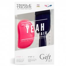 TANGLE TEEZER KIT REGALO SALON ELITE e BLOW STYLING SMOOTHING TOOL