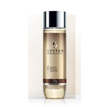 WELLA SYSTEM PROFESSIONAL LUXE OIL KERATIN PROTECT SHAMPOO 250 ml / 8.45 Fl.Oz