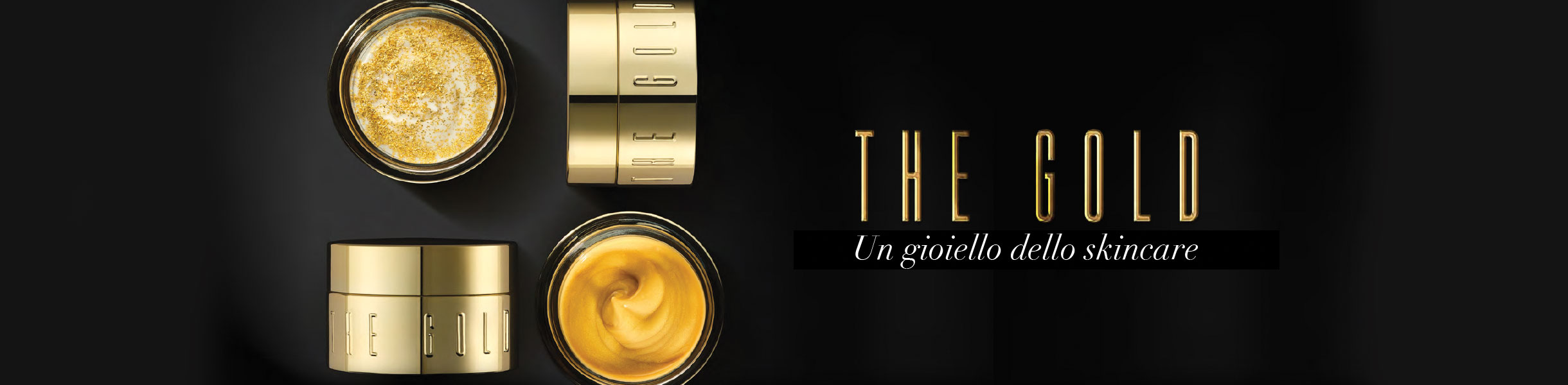 THE GOLD - TRATTAMENTO ANTI ETA' CON ORO