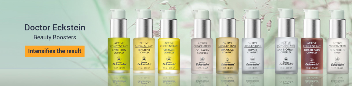 DOCTOR ECKSTEIN - FACIAL ACTIVE CONCENTRATES