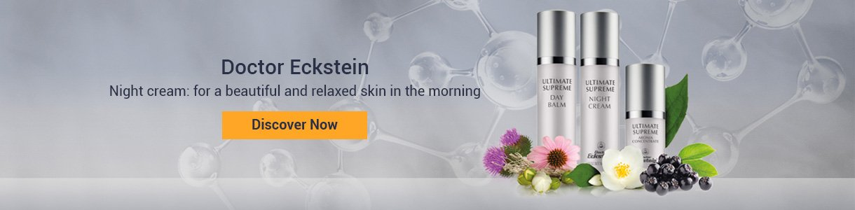 DOCTOR ECKSTEIN - SUPREME FACE CREAMS
