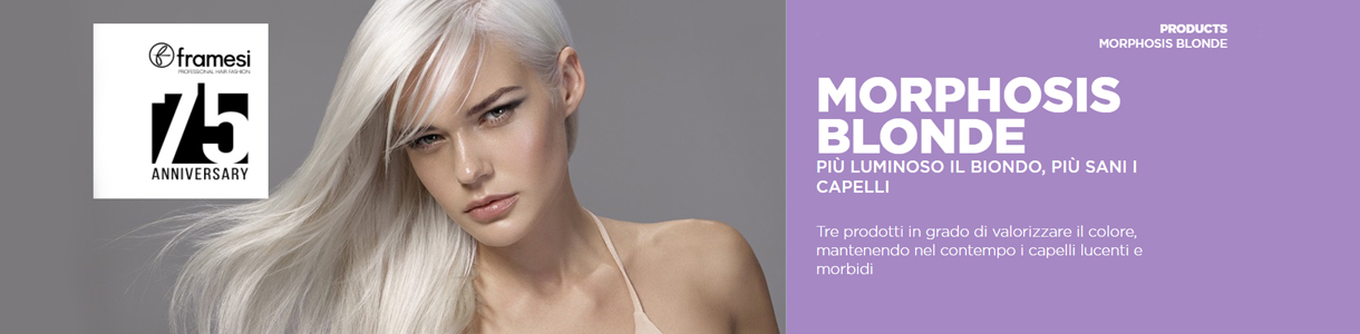 MORPHOSIS BLONDE - BIONDO LUMINOSO
