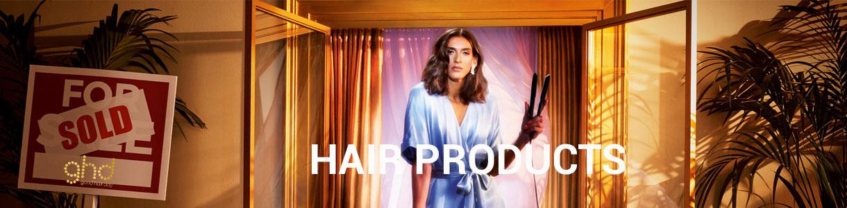 GHD HAIR PRODUCTS