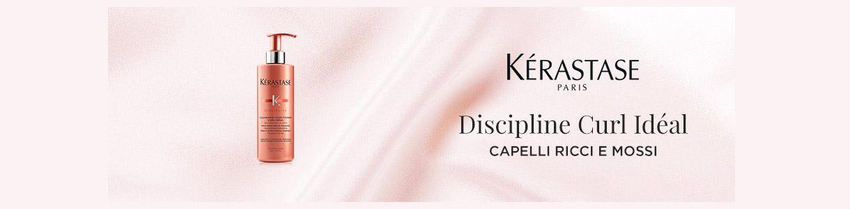 DISCIPLINE CURL IDEAL