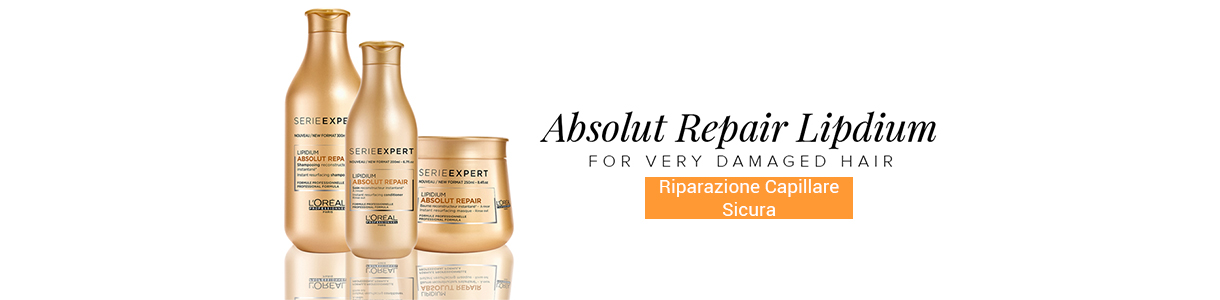 SERIE EXPERT - ABSOLUT REPAIR LIPIDIUM