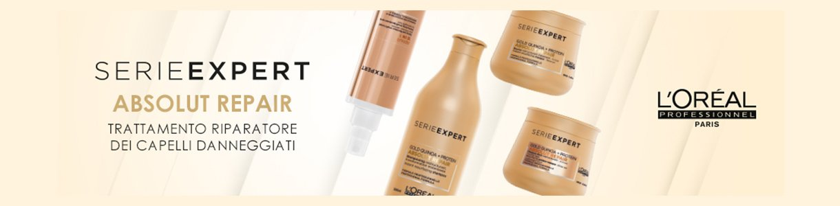 SERIE EXPERT - ABSOLUT REPAIR GOLD QUINOA AND PROTEIN