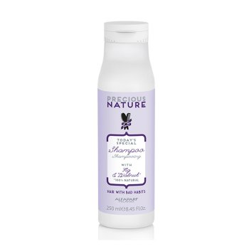 ALFAPARF PRECIOUS NATURE HAIR WITH BAD HABITS SHAMPOO 250 ml / 8.45 Fl.Oz