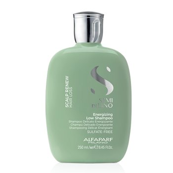 ALFAPARF SEMI DI LINO SCALP RENEW ENERGIZING LOW SHAMPOO 250 ml / 8.45 Fl.Oz