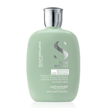ALFAPARF SEMI DI LINO SCALP RENEW BALANCING LOW SHAMPOO 250 ml / 8.45 Fl.Oz