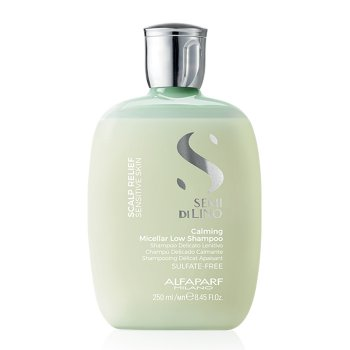 ALFAPARF SEMI DI LINO SCALP RENEW CALMING MICELLAR LOW SHAMPOO 250 ml / 8.45 Fl.Oz