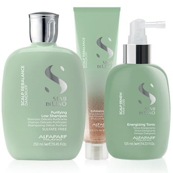 KIT ALFAPARF - TRATTAMENTO SCALP RENEW ANTIFORFORA
