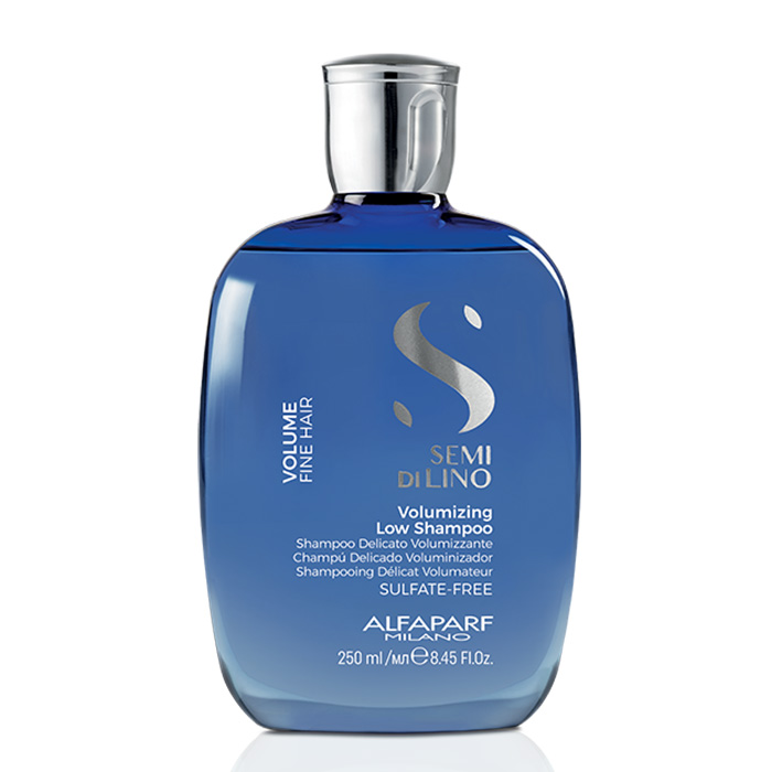 ALFAPARF SEMI DI LINO VOLUME VOLUMIZING SHAMPOO 250 ml / 8.45 Fl.Oz