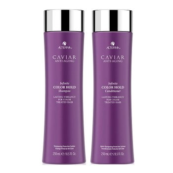 KIT ALTERNA - CAVIAR INFINITE COLOR HOLD CAPELLI COLORATI