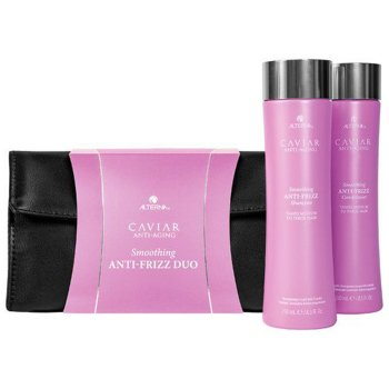 KIT ALTERNA - CAVIAR ANTI-AGING ANTI-FRIZZ CAPELLI CRESPI