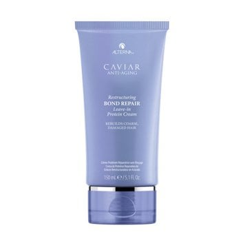 ALTERNA CAVIAR ANTI-AGING RESTRUCTURING BOND REPAIR LEAVE IN PROTEIN CREAM 150 ml / 5.1 Fl.Oz