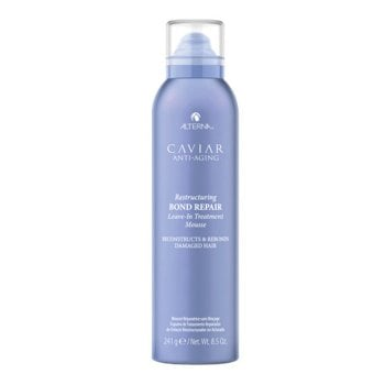 ALTERNA CAVIAR ANTI-AGING RESTRUCTURING BOND LEAVE IN TREATMENT MOUSSE 241 ml / 8.5 Fl.Oz